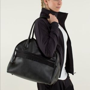 Lululemon Sweat Once A Day Yoga Laptop Bag - Black